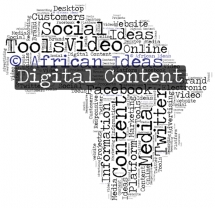Growing digital content creation in Africa
